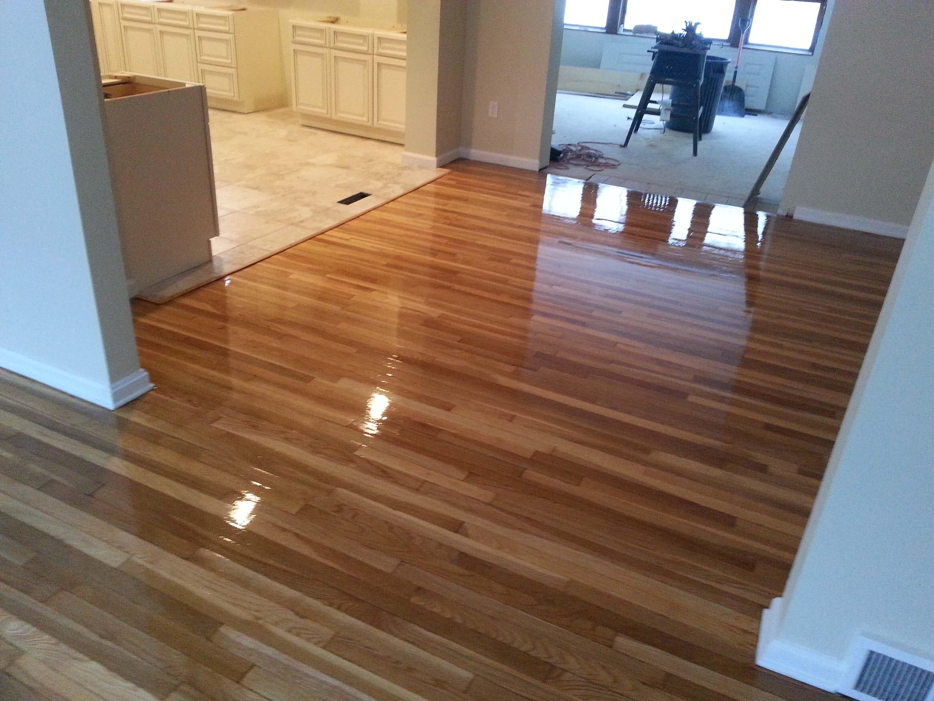 Charleston wood floor resurfacing service