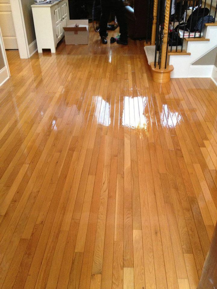hardwood floor resurfacing in Charleston, SC