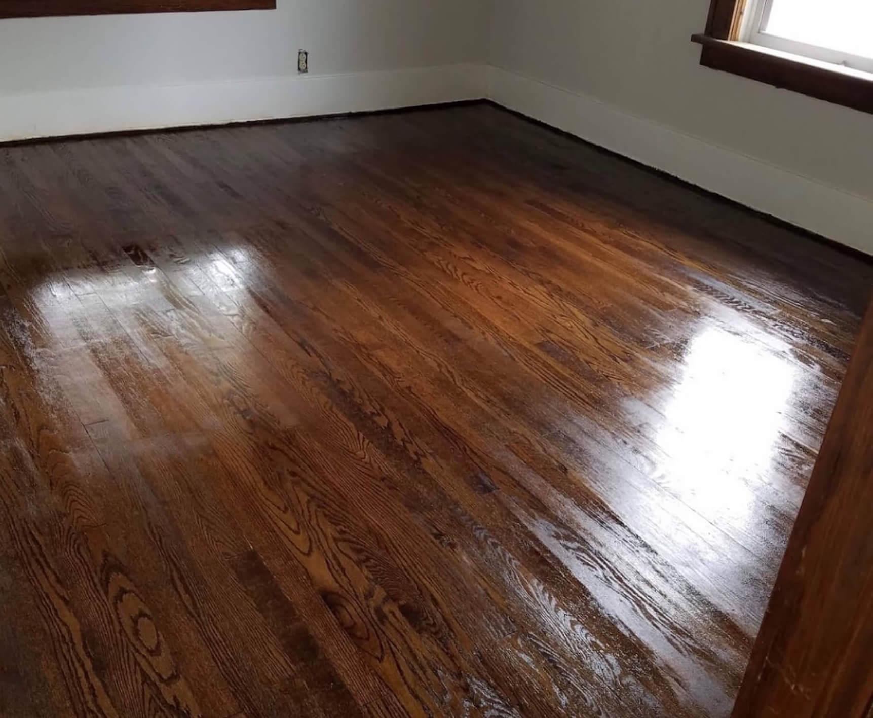 charleston hardwood floor refinishing